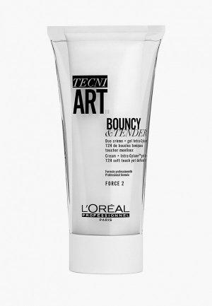 Гель для укладки LOreal Professionnel L'Oreal Tecni.Art Bouncy&Tender 2-в-1 вьющихся волос, 150 мл