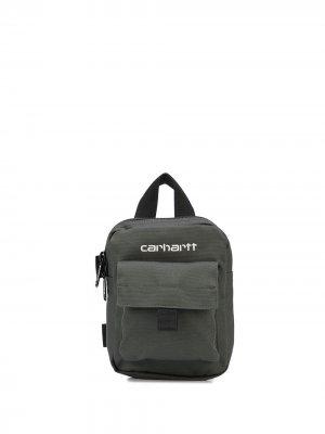 Кошелек Payton Carhartt WIP. Цвет: зеленый