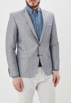 Пиджак Laconi. Цвет: серый