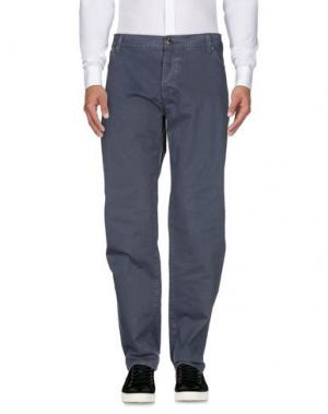 Повседневные брюки ALVIERO MARTINI 1a CLASSE. Цвет: синий