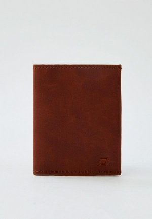 Кошелек Pull&Bear. Цвет: коричневый