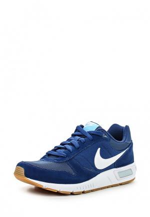 Кроссовки Nike Mens Nightgazer Shoe. Цвет: синий