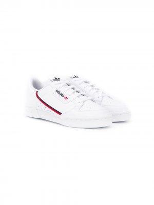 Кеды Continental 80 adidas Kids. Цвет: белый