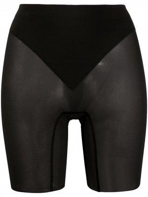 Корректирующие шорты Beauty Secret Summer Wacoal. Цвет: черный