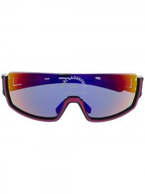 Солнцезащитные очки Rue St. Gulliaume Karl Lagerfeld. Цвет: черный