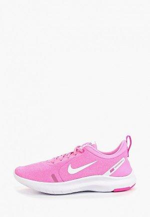 Кроссовки Nike FLEX EXPERIENCE RN 8 WOMENS RUNNING SHOE. Цвет: розовый