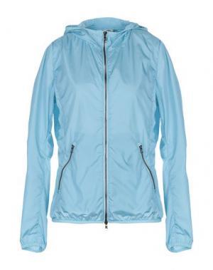 Куртка COLMAR. Цвет: небесно-голубой