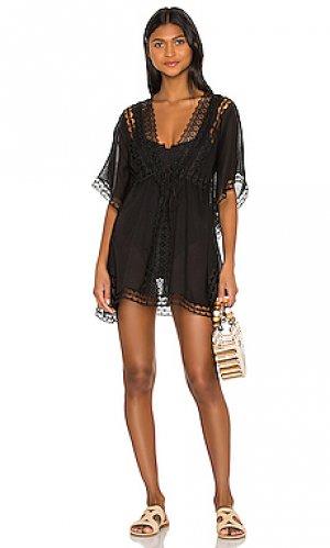 Мини платье kayla Charo Ruiz Ibiza. Цвет: черный