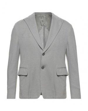 Пиджак JOHN SHEEP. Цвет: светло-серый