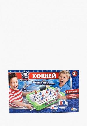 Игра настольная Играем Вместе хоккей. Цвет: разноцветный