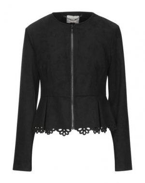 Пиджак FRACOMINA. Цвет: черный
