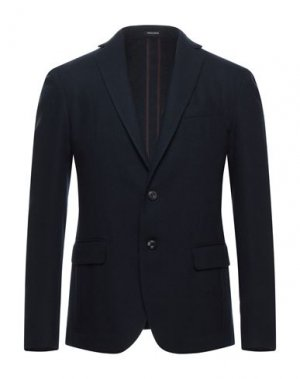Пиджак MESSAGERIE. Цвет: темно-синий