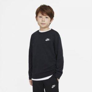Свитшот из ткани френч терри для мальчиков школьного возраста Nike Sportswear