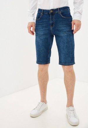 Шорты джинсовые DeFacto. Цвет: синий