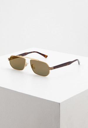 Очки солнцезащитные Jimmy Choo VIGGO/S 06J. Цвет: коричневый