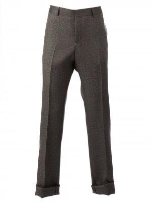 Классические брюки Nicolas Andreas Taralis. Цвет: серый