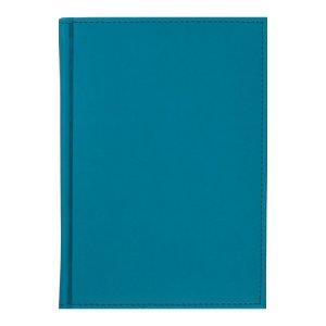 Ежедневник датированный а5 на 2022 год, 168 листов, обложка искусственная кожа vivella, бирюзовый Calligrata