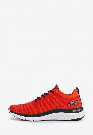 Кроссовки Fila WEBBYROLL 3.0 M. Цвет: красный