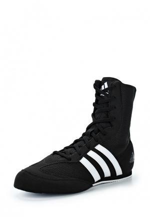Боксерки adidas Combat Box Hog 2. Цвет: черный