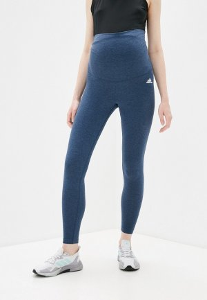 Леггинсы adidas MATERNITY LEG. Цвет: синий