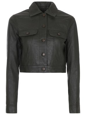 Куртка кожаная MICHAEL KORS