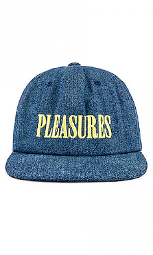 Бейсболка core Pleasures. Цвет: none