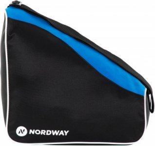Сумка для ледовых коньков детская SLIDE BOY Nordway. Цвет: черный