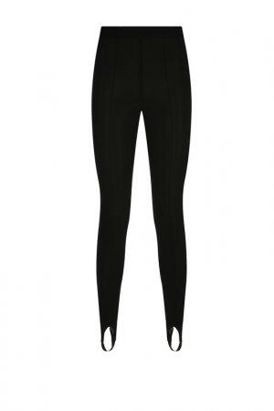 Легинсы Givenchy. Цвет: черный