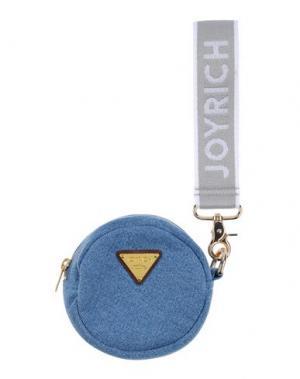Кошелек для монет JOYRICH. Цвет: синий