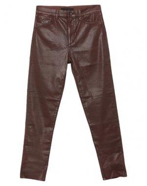 Повседневные брюки JOE'S JEANS. Цвет: темно-коричневый