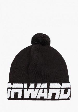 Шапка Forward. Цвет: черный