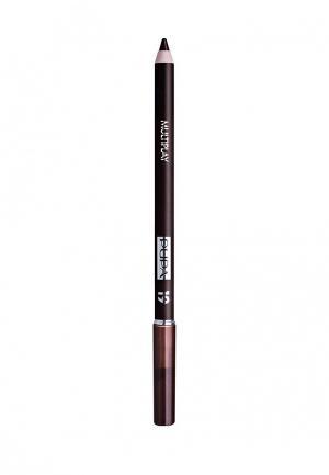 Карандаш для глаз Pupa с аппликатором Multiplay Eye Pencil, 19. Цвет: коричневый