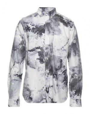 Pубашка ELVINE. Цвет: белый