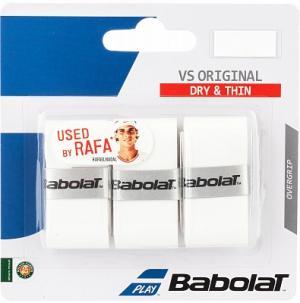 Намотка Vs Original Babolat. Цвет: белый