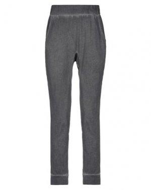 Повседневные брюки BAD SPIRIT. Цвет: серый