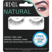 Черные ресницы Natural Lashes 105 Black Ardell