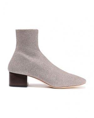 Полусапоги и высокие ботинки LOEFFLER RANDALL. Цвет: пастельно-розовый
