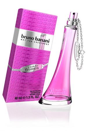 Made For Woman EDT 40 мл Bruno Banani. Цвет: none