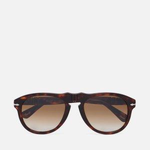 Солнцезащитные очки 649 Series Acetate Icons Persol. Цвет: коричневый