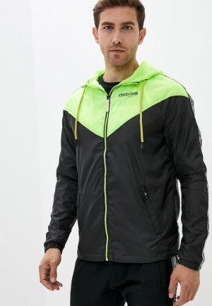 Ветровка Roberto Cavalli Sport. Цвет: черный