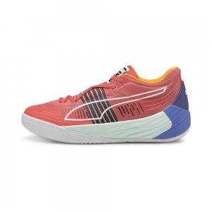 Кроссовки Fusion Nitro Basketball Shoes PUMA. Цвет: розовый