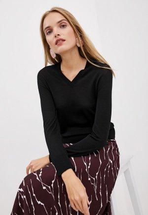 Пуловер Weekend Max Mara. Цвет: черный