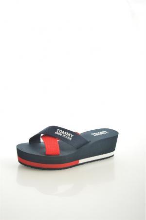 Сабо Tommy Jeans. Цвет: темно-синий