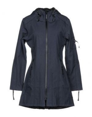 Куртка ILSE JACOBSEN. Цвет: темно-синий