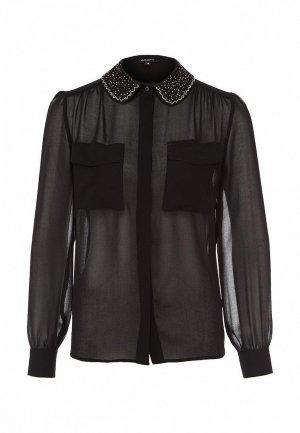Блуза Axara AX003EWDZ211. Цвет: черный