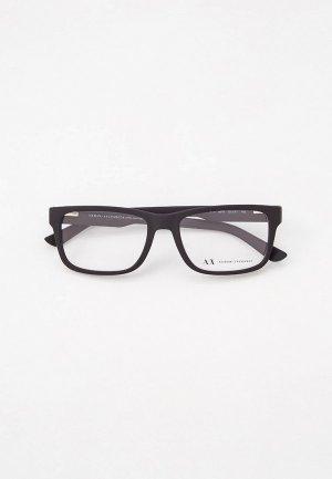 Оправа Armani Exchange AX3016 8078. Цвет: черный