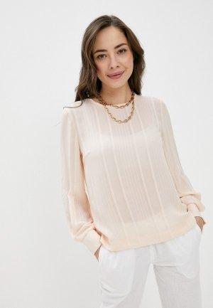 Блуза InWear. Цвет: розовый