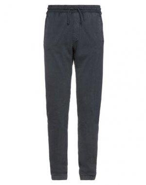 Повседневные брюки AMERICAN VINTAGE. Цвет: стальной серый