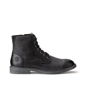 Ботинки LaRedoute. Цвет: черный