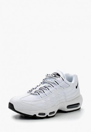 Кроссовки Nike MENS AIR MAX 95 SHOE. Цвет: белый